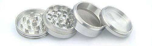 Grinder Silver Simple
